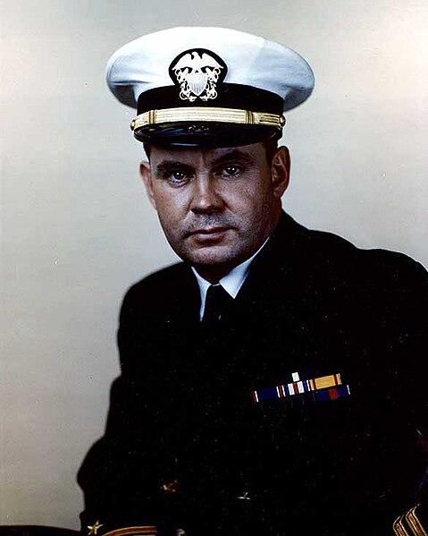 File:Lieutenant J. D. Bulkeley k13927.jpg