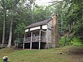 Lighthorse Harry Lee Cabin Mathias WV 2014 06 21 01.jpg