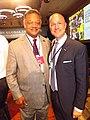 Limberger with Jesse Jackson CGI 2014 Clinton Global Initiative.JPG