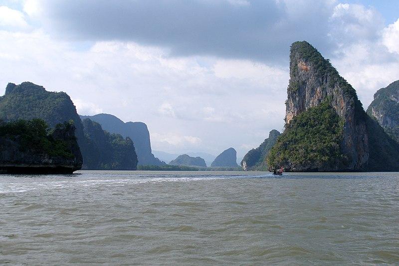 File:Limestone karst landscape of Phang Nga Bay, Thailand.jpg
