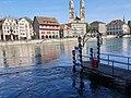 Limmat river, Zurich.jpg