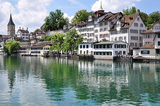 Wühre und Schipfe Lugar de Interés en Zúrich, Suiza Guía de viaje ...