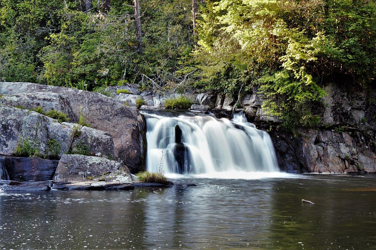 Moving To North Carolina >> Linville Falls - Wikipedia