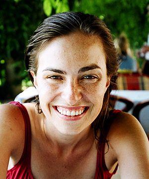 Lisa Brennan-Jobs - Brennan-Jobs in August 2005