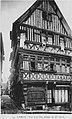 Lisieux, rue de la Paix, maison du XVe siècle.jpg