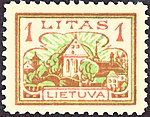 Lithuania 1923 MiNr 0193 B002a.jpg