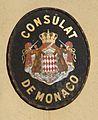 Livorno Consulat de Monaco plaque 01.JPG