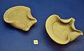 Llànties púniques, s. V - III aC Puig des Molins, Museu de Prehistòria, València.JPG