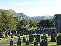 Llandinam churchyard - geograph.org.uk - 413962.jpg