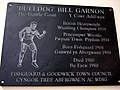 Local wrestler's commemorative plaque - geograph.org.uk - 833237.jpg