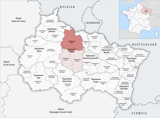Arrondissement of Verdun Arrondissement in Grand Est, France