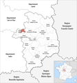 Locator map of Kanton Vierzon-1 2019.png