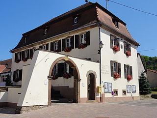 Lochwiller Commune in Grand Est, France