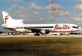 Fine Air - Fine Air L-1011 in 1999