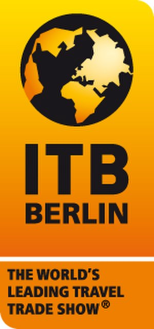 ITB Berlin - Image: Logo itb with claim english