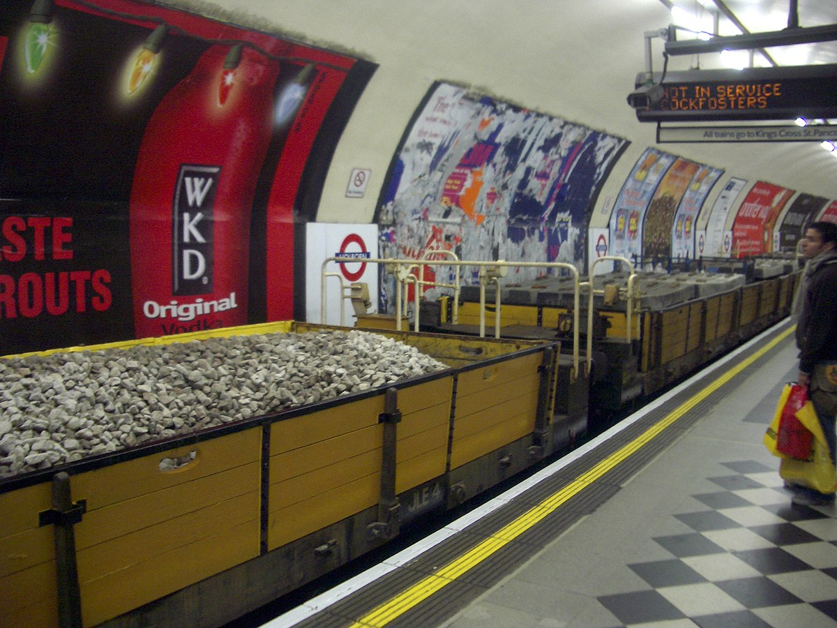 London Underground Engineering Stock Wikipedia