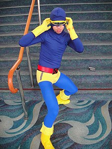Long Beach Comic Expo 2011 - Cyclops (5648077127).jpg