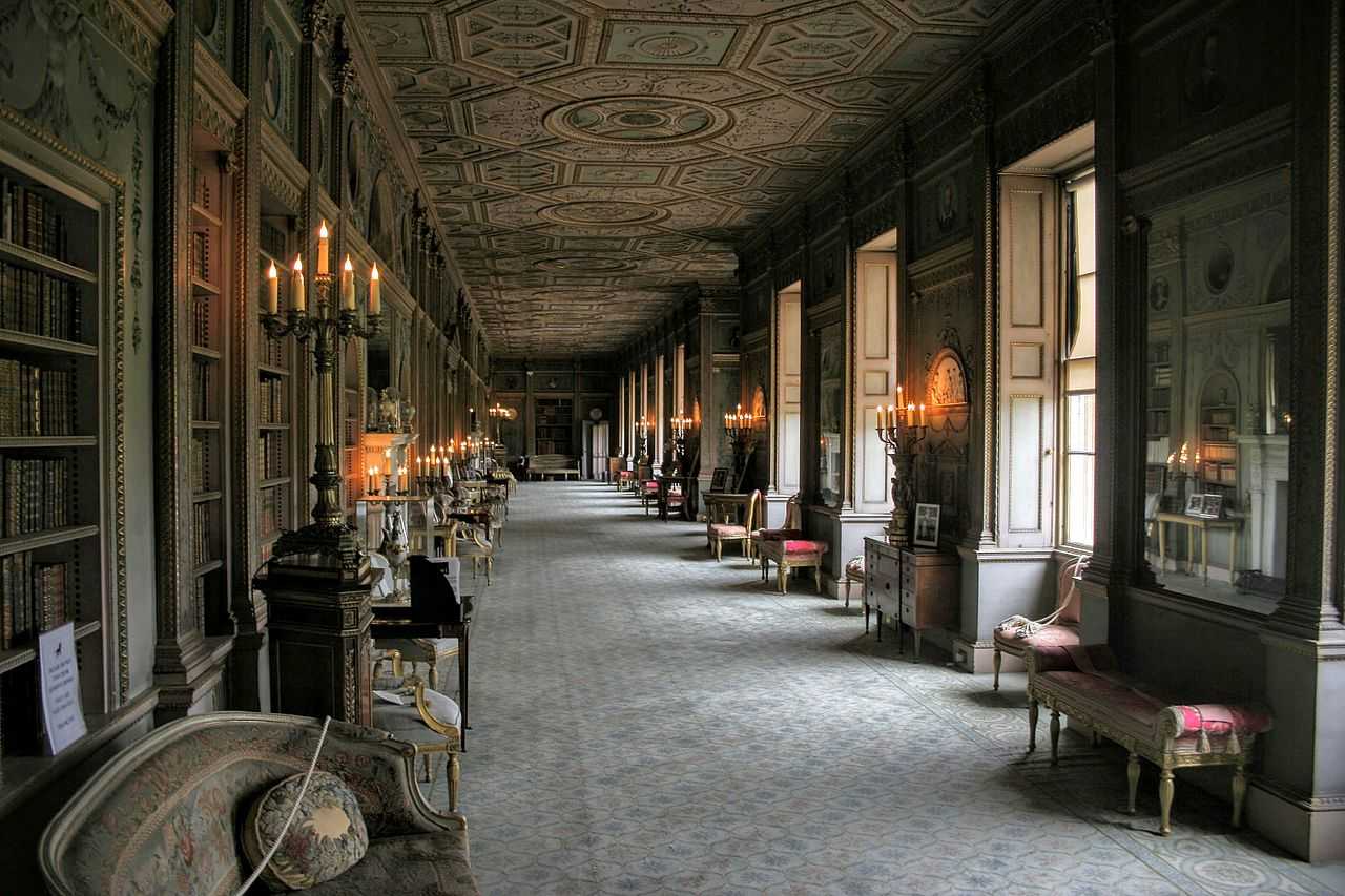 File Long Gallery Syon House 2012 Jpg Wikimedia Commons