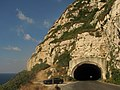 Long tunnel of darkness (Chekka mountain) - panoramio.jpg