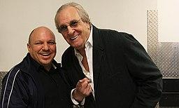 Lorenzo Tartamella and Danny Aiello