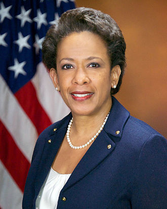 Loretta Lynch - Image: Loretta Lynch, official portrait