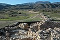 Los Millares. Línea I del poblado vista desde la zona norte.jpg