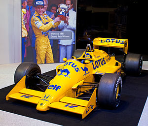 Lotus 99T front-left 2012 Autosport International.jpg