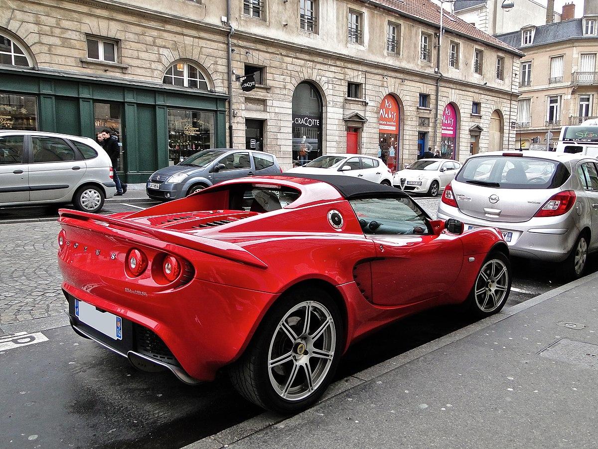 File Lotus Elise Supercharged Flickr Alexandre Prevot 6 Jpg Images, Photos, Reviews