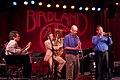 Louis Armstrong Centennial Band at Birdland, New York City (3669679154).jpg