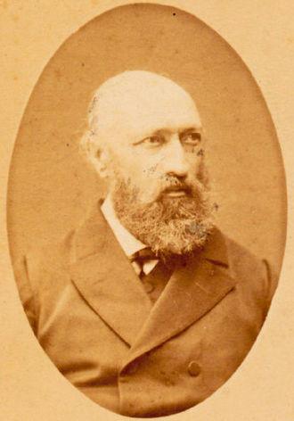 Louis Lacombe - Louis Lacombe, photo by Étienne Carjat, ca. 1880, Bibliothèque nationale de France.