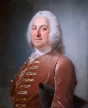 Louis Phélypeaux, comte de Saint-Florentin - Louis Phélypeaux, comte de Saint-Florentin
