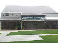Louisiana State Cotton Museum in Lake Providence, LA IMG 7379.JPG