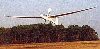 Rolladen-Schneider LS9 - Image: Ls 9 start