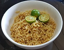 Instant noodle - Wikipedia