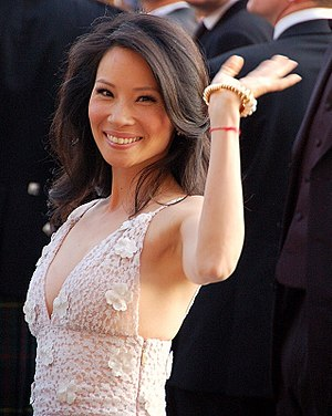 Lucy Liu - Liu at the 2008 Cannes Film Festival