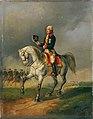 Ludwig Johann Passini - Kaiser Joseph II. reitend - 3614 - Kunsthistorisches Museum.jpg
