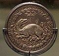 Ludwig neufahrer, medaglia di francesco I di francia, 1537, argento 02.JPG