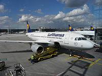 D-AIBJ - A319 - Lufthansa