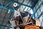 Lunar Module detail - Kennedy Space Center - Cape Canaveral, Florida - DSC02821.jpg