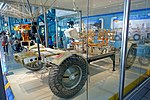 Lunar Roving Vehicle no. 4, Boeing, 1971 - Kennedy Space Center - Cape Canaveral, Florida - DSC02865.jpg