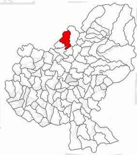 Lunca, Mureș Commune in Mureș, Romania