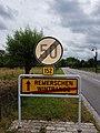 Luxembourg-Remerschen Town sign-01ASD.jpg