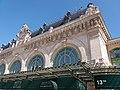 Lyon 6e - Gare des Brotteaux, angle sud du bâtiment principal.jpg