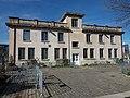 Lyon 7e - Halle Tony Garnier, façade du bâtiment situé au nord-est.jpg