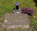 Münster, Park Sentmaring, Grab -Johannes Leppich- -- 2015 -- 5663.jpg