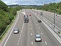 M4 eastbound approaching junction 28 - geograph.org.uk - 545650.jpg