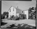 MAIN HOUSE, LOOKING NORTHEAST - Picchetti Winery, 13100 Montebello Road, Cupertino, Santa Clara County, CA HABS CAL,43-CUP,2-4.tif
