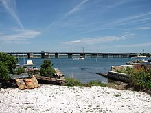 MA Route 88 bridge over the Westport River, Westport Point MA.jpg