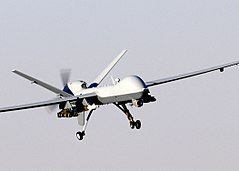 MQ-9 Reaper in flight (2007)