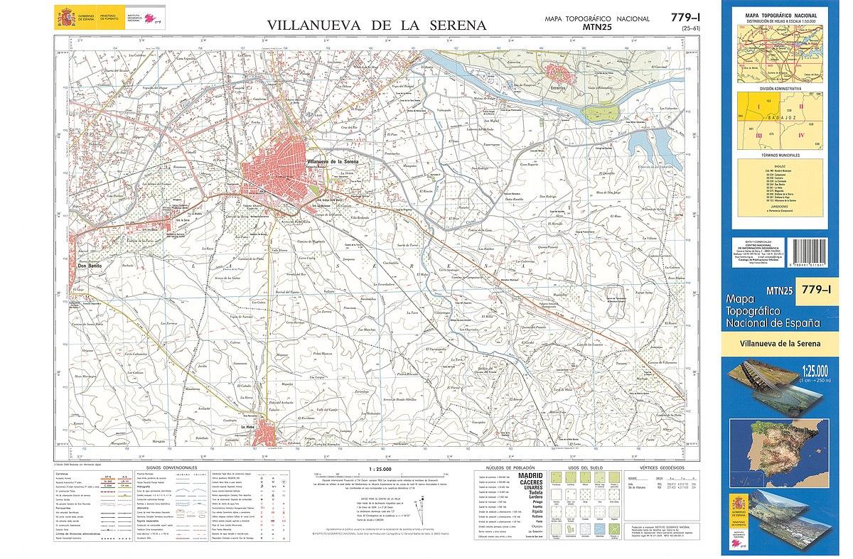 File Mtn25 0779c1 2009 Villanueva De La Serena Jpg Wikimedia Commons